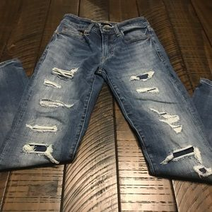 American Eagle Next level flex jeans 28/30